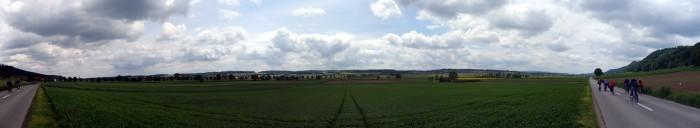 Panorama SlowUp Buechibärg