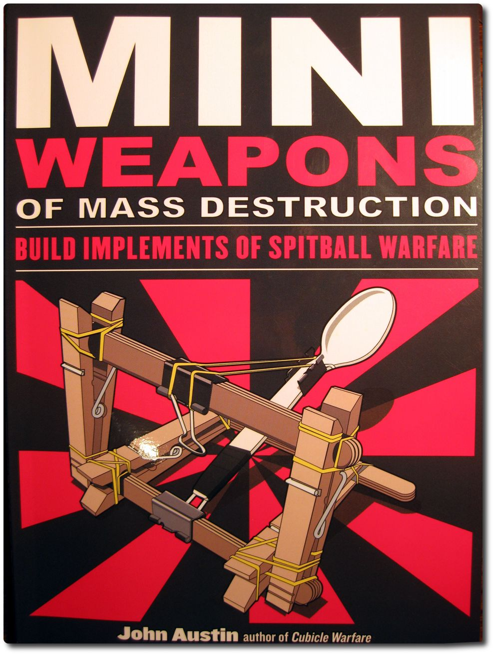 weapons of mass instruction john John taylor gatto's weapons of mass instruction focuses on mechanisms of traditional education that cripple imagination, discourage critical thinking, and create a false view of learning as a byproduct of rote-memorization drills.