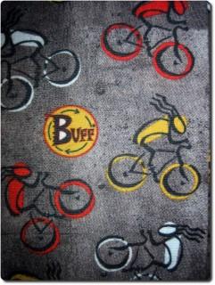 Bike Buff Nahaufnahme