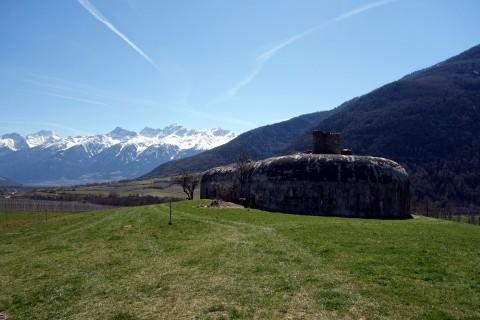 Bunker bei Laatsch