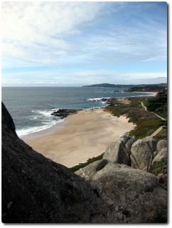 Blick auf die Carmel Bay