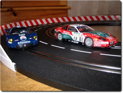 Carrera Autorennbahn I