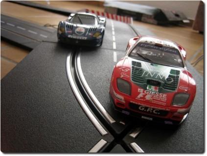 Carrera Autorennbahn II