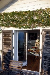 Ferienhaus Tendrasca - Terrasse