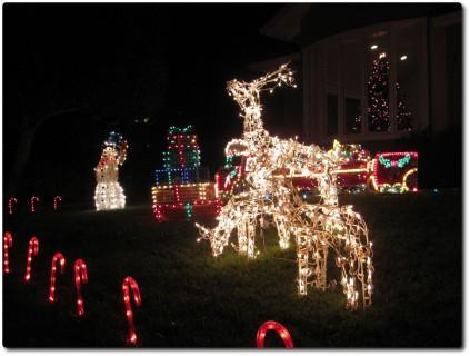 Weihnachten auf Amerikanisch...