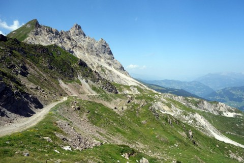 Alternativabfahrt via Chalbersaess