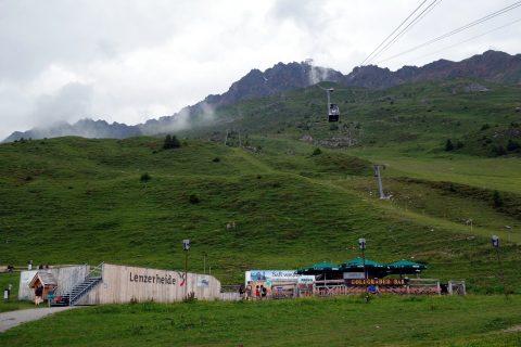 Bergstation Scharmoin