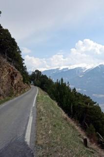 Einstieg zum Chillitrail