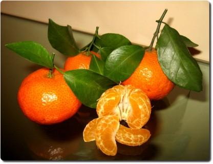 Chinesische Mini-Mandarinen