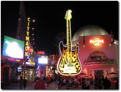 Universal Studio City Walk