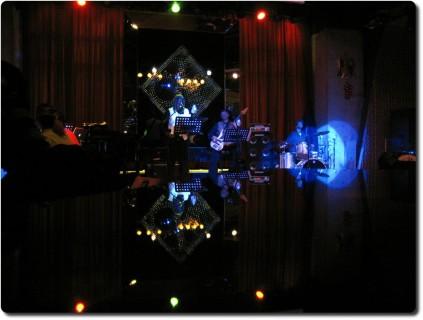 Live Band im CJW Beijing