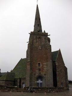 Steinkirche La Clarté