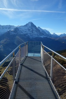 Cliff Walk - Grindelwald First