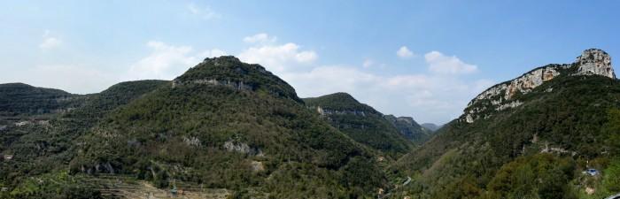 Kletterberge in Finale Ligure