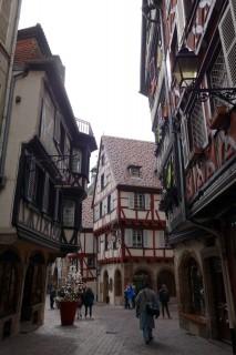 Colmar Innenstadt