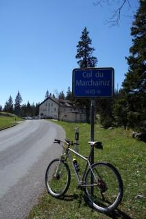 Col de Marchairuz