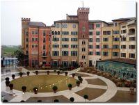 Europa Park - Hotel Colosseo - Innenhof
