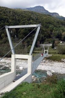Hängebrücke - Cordasc