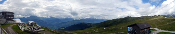 Panorama Crap Sogn Gion