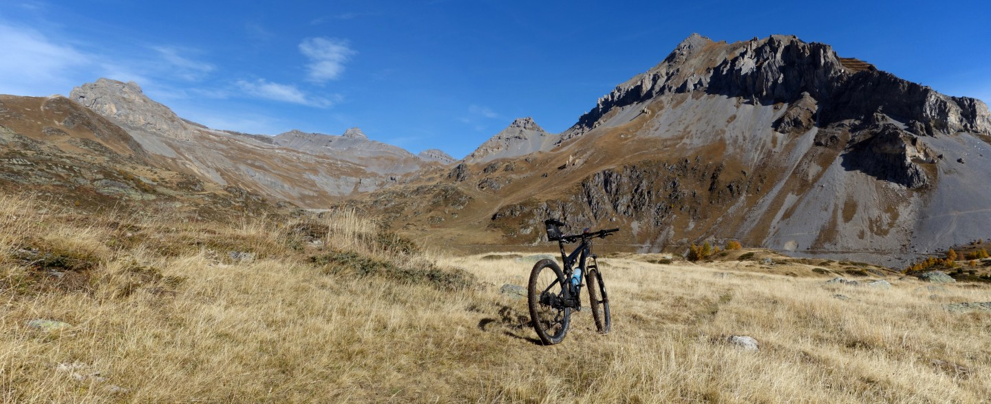 Mountainbike - Montagne de Fully