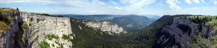 Panorama Creux du Vent