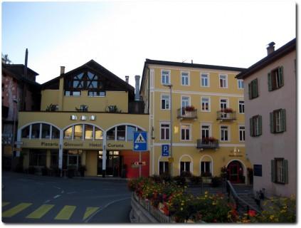 Hotel Curuna in Scuol