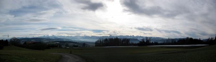 Alpenpanorama Denteberg