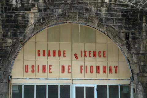 Usine de Fionnay