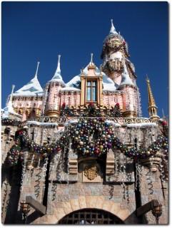 Disneyland - Schloss