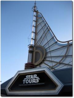 Disneyland - Star Tours