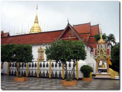 Glocken - Wat Doi Suthep, Chiang Mai
