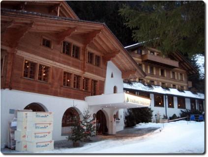 Hotel Doldenhorn in Kandersteg