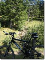 Bike vor Emmequelle