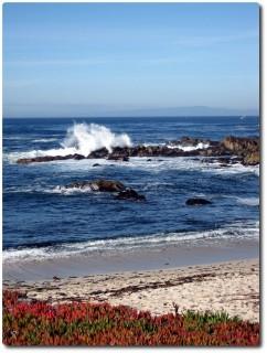 Jahresende in Monterey