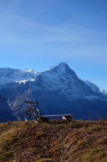 Epische Bikebilder - Eiger