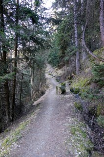 Flowtrails ob Latsch