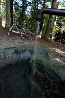 Brunnen auf dem Färnstu