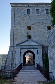 Fort l'Ecluse inférieur - Genfer Tor