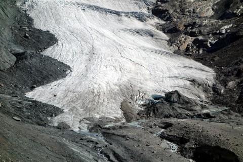 Findelgletscher - Gletscherzunge