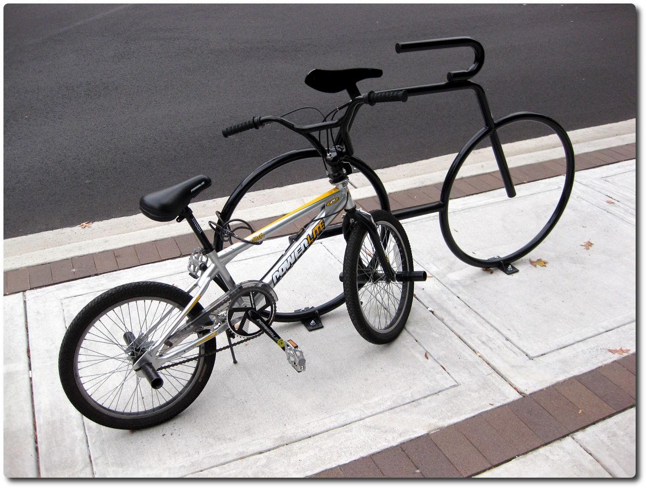 Fahrrad - Fahrradstand !