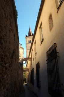 Mittelalterliche Altstadt von Finalborgo