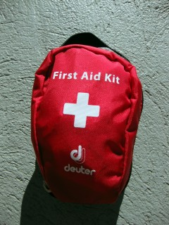 Deuter First Aid Bike Kit - close
