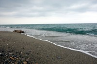 Finale Ligure - Strandimpression 1
