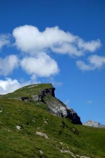 Auf dem Flimserstein