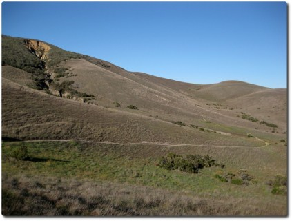 Flow Trails in Fort Ord