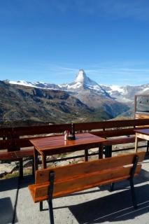 Bergrestaurant Fluhalp Zermatt