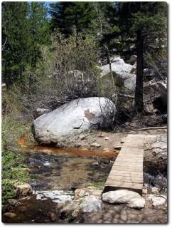 Flume Trail -Brückli