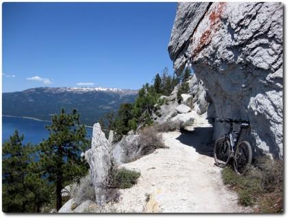 Flume Trail - Felsentrail...