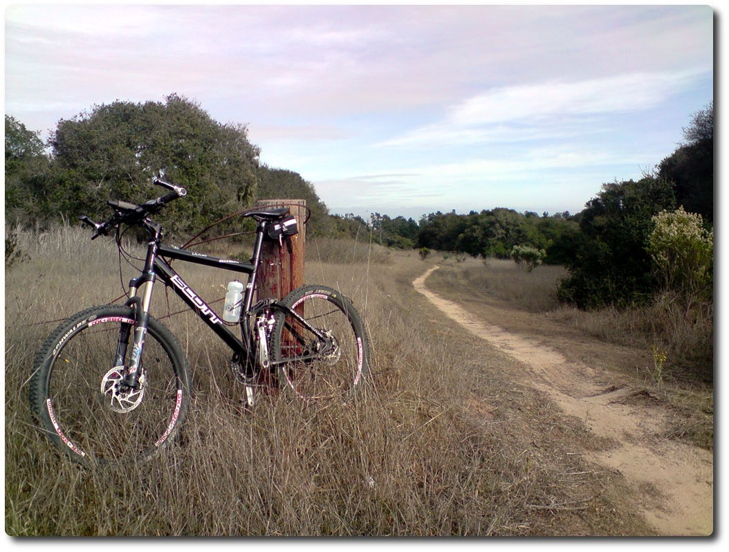 Fort Ord Trails - Bike