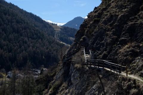 End of Biketrail - Frauwaal